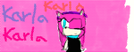 karla the hedgehog -comment- by blazesonicx