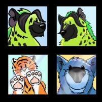 Cute icons by Rahball