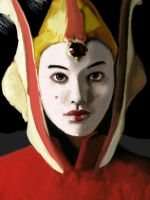 Queen Amidala by Unttin7