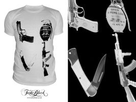 LOVE T-Shirt by troostar