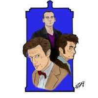 Three Doctors by Retroabortion