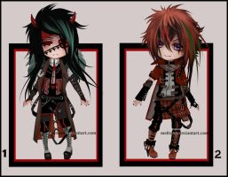 Visual Kei CLOSED by Melixion