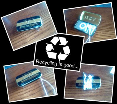 Recycling Is Good by superscabo