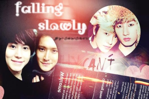 Fic Falling Slowly - Art by Shir by shirleypaz