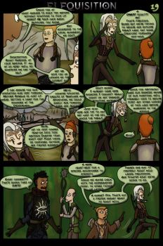 Dragon Age: Elfquisition - Page 19 by Silfae