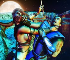 3D-Gallery competition entry by Utopian-MK