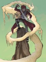Gaara of the Sand by tee00