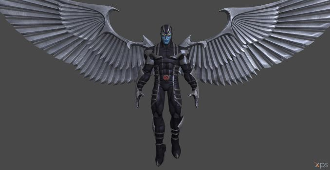 Archangel CoC by SSingh511