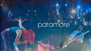 Paramore Live In Argentina 2 by youthrewitaway