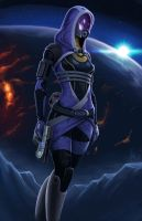 Tali by spirit815