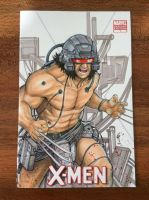Weapon X blank cover  by Thegerjoos