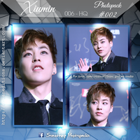 +XIUMIN | Photopack #OO2 by AsianEditions
