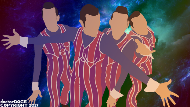 We are number one but it's a wonderful wallpaper by doctorDOGEPictures
