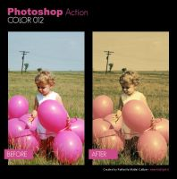 Photoshop Action - Color 012 by primaluce