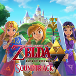 Zelda A Link Between Worlds Soundtrack by MelodyCrystel