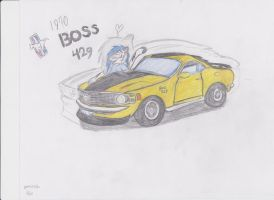 The Boss :) by blastoise96
