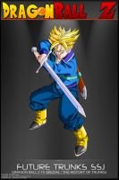 Dragon Ball - F Trunks SSJ THOT by DBCProject
