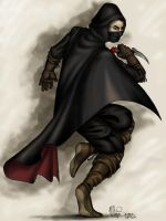 Assassin by FlamSlade