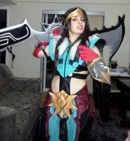 Draven Female ! by AnnaPerci