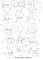 Pokemon 04 by Isi-Daddy