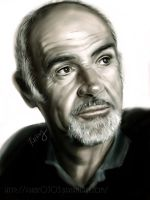 Sean Connery by Furby0305