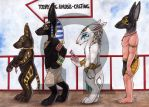 The Anubis Casting by BloodhoundOmega