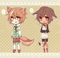 Lacies: Adoptables [END] AB added by niaro