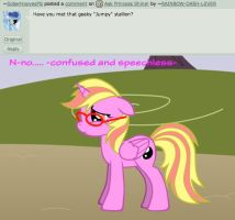 Ask PS: Q and A 2 by MLP-WhiteNoise