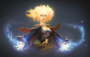 Might and Magic Devoted Sister by awang78