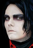 Gerard Way III by Shinkan-Seto