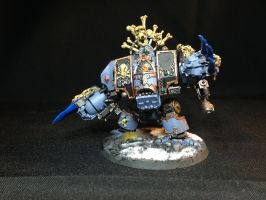 Space Wolves - Murderfang by Quiet-Lamp