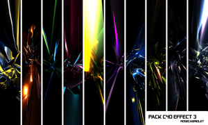 Pack c4dEffect 3 RoseCabriolet by RoseCabriolet