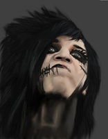 Andy Biersack by Dimagex3