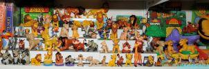 Lion King Misc Figures Update by LionKingForLife