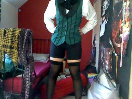Alois Trancy-in the making by Roenua