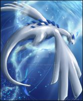 + Lugia: King of the Sea +