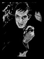 Dark Shadows Barnabas Collins by BeardoMcWeirdo