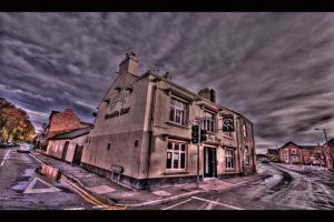 The Noodle Bar HDR by nat1874