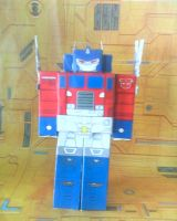 Powermaster Optimus Prime by Darknlord91