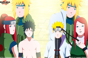Naruto Road To Ninja Uzumaki Family by IITheYahikoDarkII