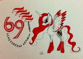 INDONESIA INDEPENDENCE DAY!! by 1132002GABY