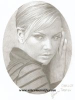 Charlize Theron by eazy101