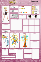 Vivian OC ID Sheet by Binkatong