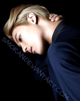 Taemin Phone drawing by SMoran