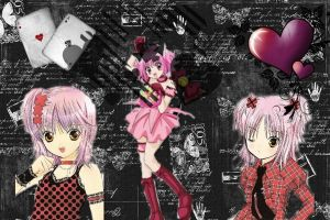 Gothic Chic Wallpaper by Heart4Skies
