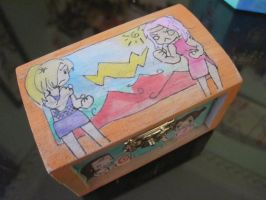 naruto girls box by MagicalMegumi