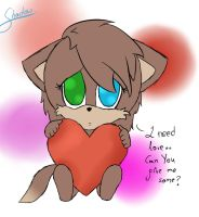 I need love ... by LeslieElena19