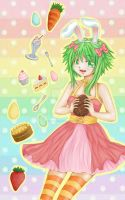 Happy Easter from Gumi by LittleMissEl