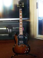 The Gibson SG Standard by Rubber-Band-Of-Doom
