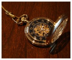 Pocket Watch by Silo22